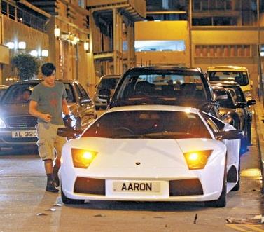 Bo suu tap sieu xe dang cap cua Thien vuong Hong Kong Quach Phu Thanh hinh anh 7