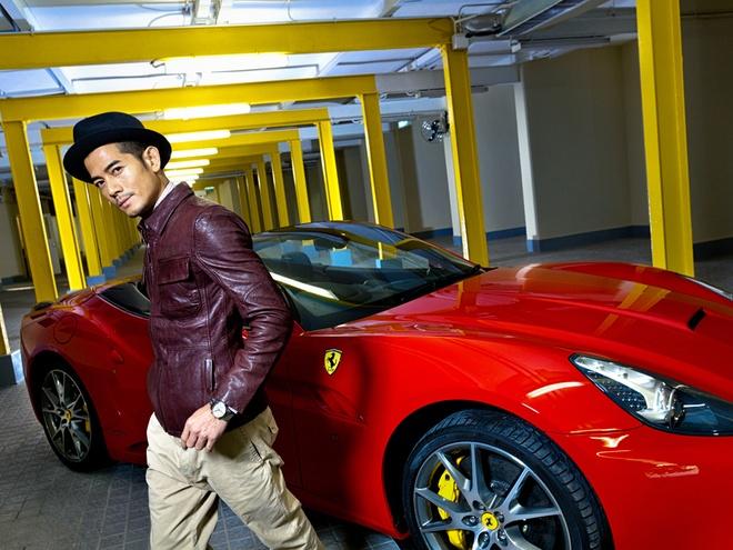 Bo suu tap sieu xe dang cap cua Thien vuong Hong Kong Quach Phu Thanh hinh anh 4