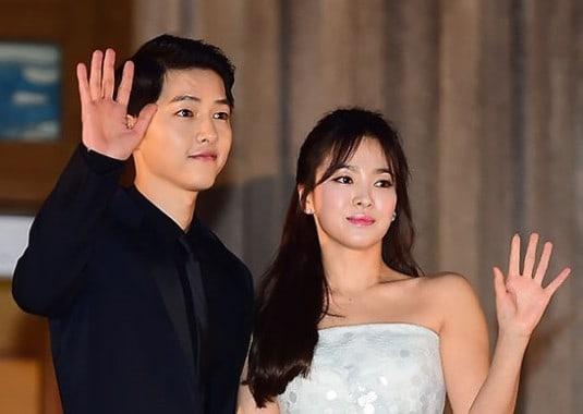 Khong gian cuoi sang trong cua Song Hye Kyo - Song Joong Ki hinh anh 4