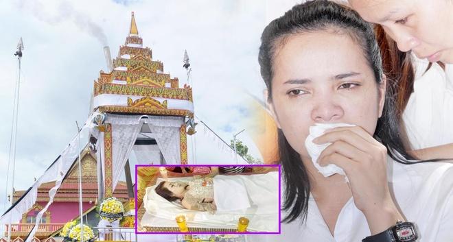 Le tang sao nu Campuchia bi chong ban chet: Nguoi tinh den vieng hinh anh