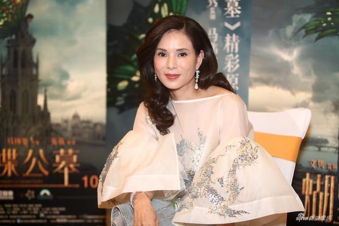 Ly Nhuoc Dong: '16 nam gap lai, toi chi noi khe 2 chu Qua nhi' hinh anh