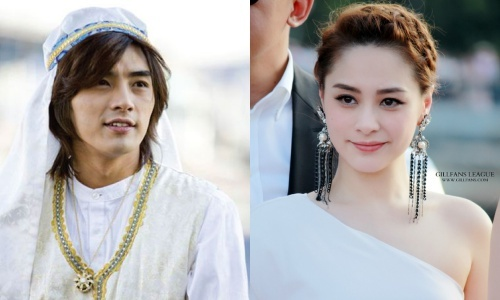 Ha Quan Tuong bi don vang tuc voi Chung Han Dong o phim truong hinh anh