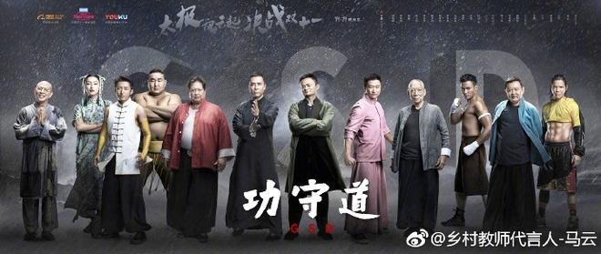 Sieu pham so 1 man anh Trung Quoc: Jack Ma dau 8 dai cao thu vo thuat hinh anh 1