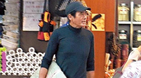 Chau Nhuan Phat: Tuoi gia gay yeu, tuenh toang khong con ai nhan ra hinh anh