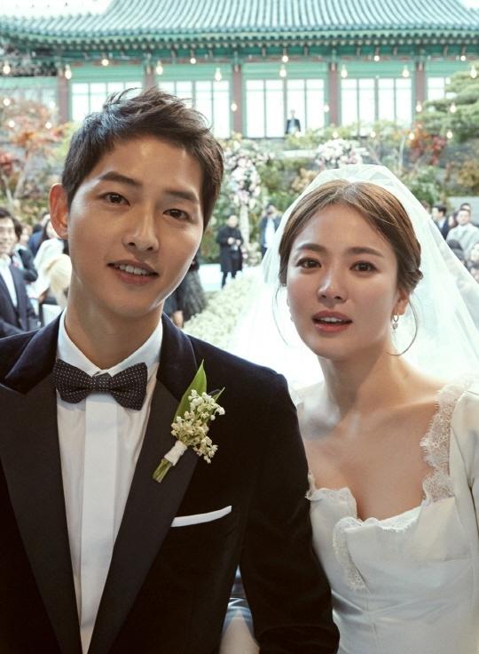 Le cuoi Song Hye Kyo Song Joong Ki anh 2