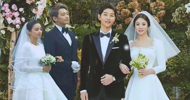 Cuoi Song - Song ton kem gap 270 lan cuoi Bi Rain - Kim Tae Hee hinh anh