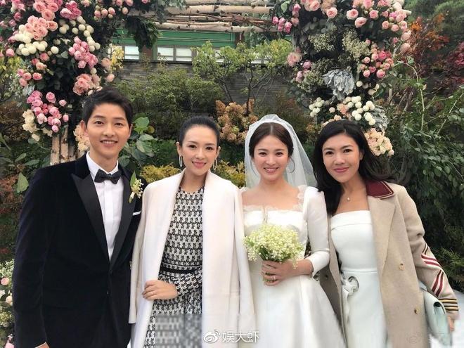 Tang can trong thay, Song Hye Kyo bi nghi dang mang bau hinh anh 2