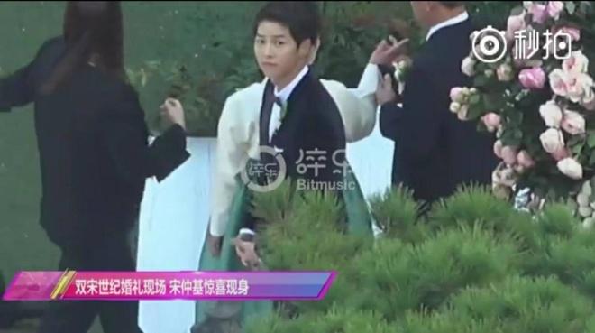 Dieu tra viec dung thiet bi bay khong nguoi lai o le cuoi Song Hye Kyo hinh anh 3