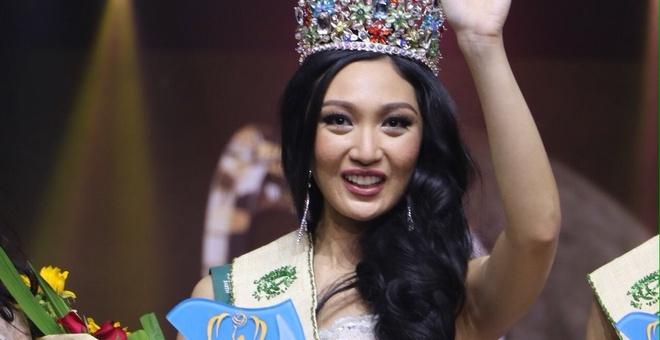 Tan Hoa hau Trai dat bi che kem sac: 'Co noi gi toi van la Hoa hau' hinh anh