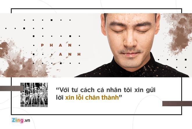 Nhung phat ngon gay tranh cai cua MC Phan Anh hinh anh