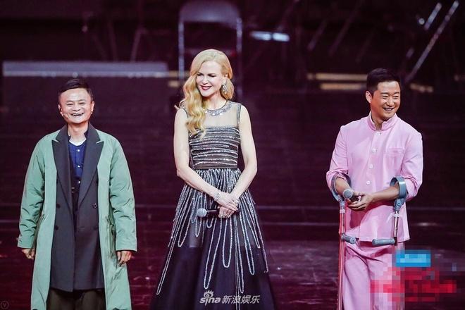 Tro ve tu Viet Nam, Jack Ma du su kien cung dan sao lon hinh anh 1