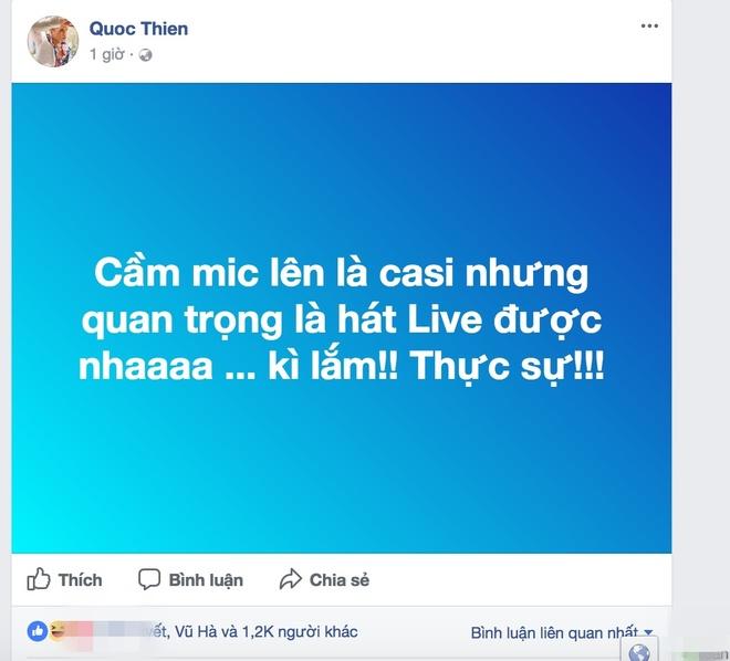 Chi Pu hat live tham hoa: Van Mai Huong, Quoc Thien buc xuc hinh anh 5