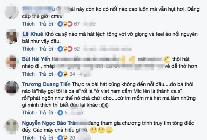 Chi Pu hat live tham hoa: Van Mai Huong, Quoc Thien buc xuc hinh anh 2