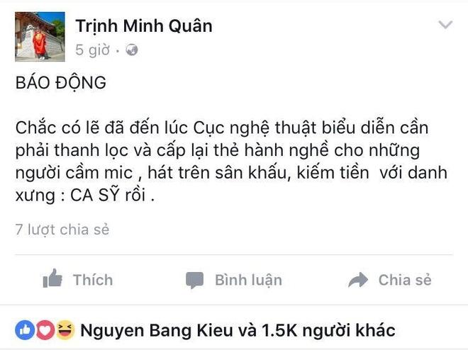 'Anh Hai' Lam Truong len tieng bao ve khi Chi Pu bi ho hao cam hat hinh anh 1