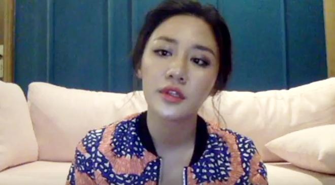 Van Mai Huong buc xuc khi bi fan Chi Pu chui boi, doa giet hinh anh