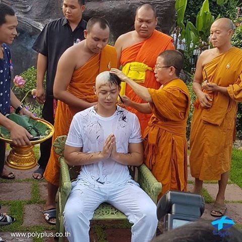 Ban gai va hang nghin nguoi du le tu hanh cua tai tu Thai Lan hinh anh 2