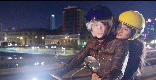 MV Thu Thuy dong cung chong gay chu y sau ly hon anh 3