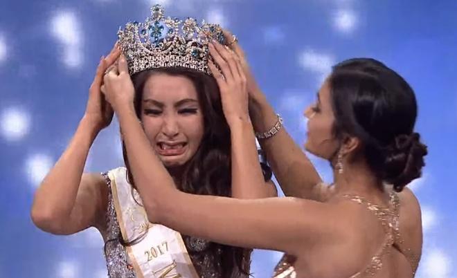 Hoa hau Sieu quoc gia 2017: Han Quoc dang quang, Viet Nam lot Top 25 hinh anh