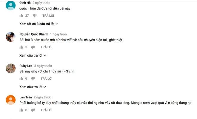 MV Thu Thuy dong cung chong gay chu y sau ly hon anh 2