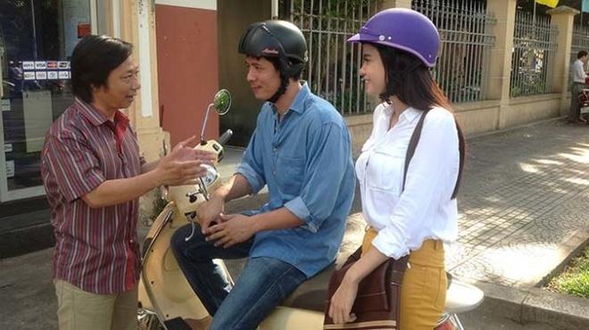 Dao dien: 'Anh than mat cua Binh Minh, Quynh Anh khong phai canh phim' hinh anh 2