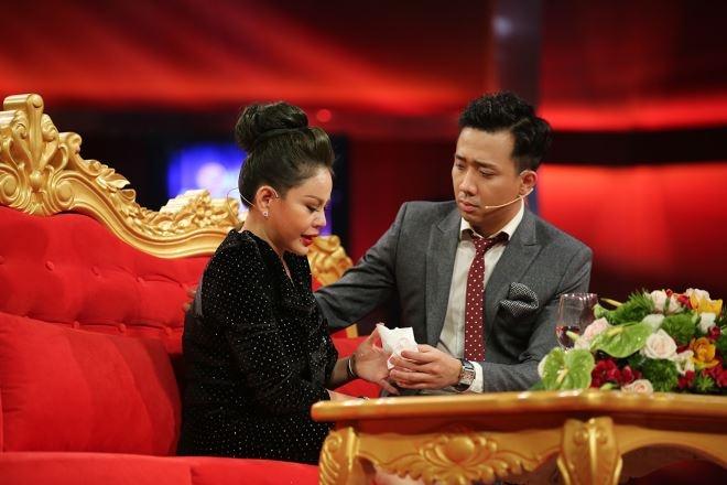 Talk show Le Giang ke chuyen bi Duy Phuong bao hanh da bi xoa hinh anh 1