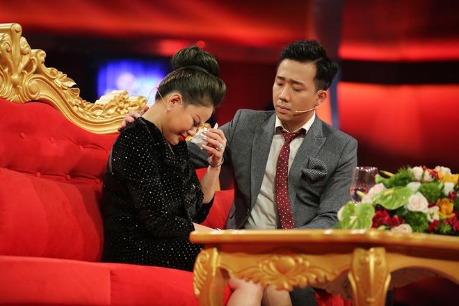 Talk show Le Giang ke chuyen bi Duy Phuong bao hanh da bi xoa hinh anh