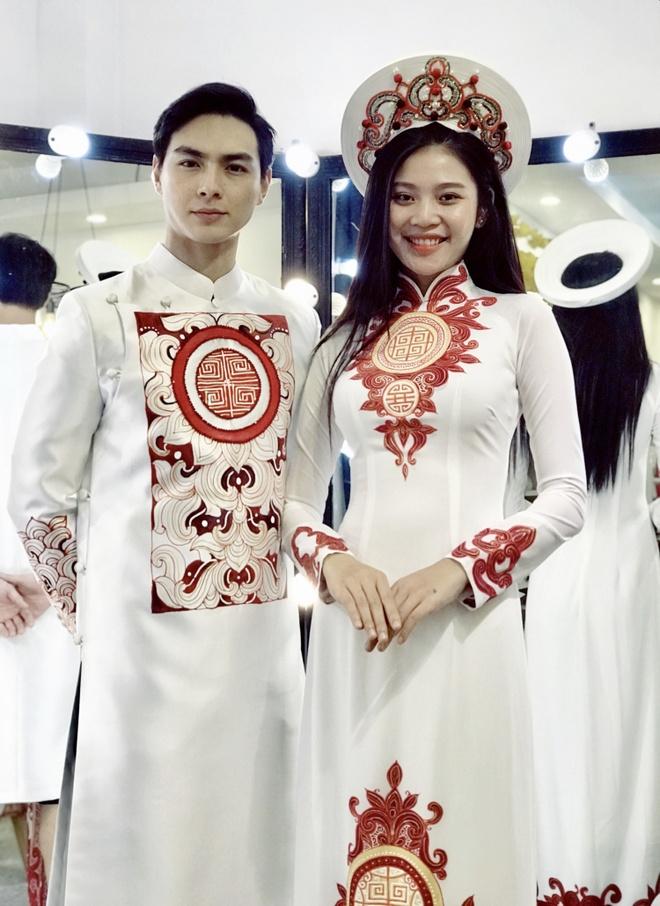Rut khoi Hoa hau Hoan vu 2017, Chung Huyen Thanh chuan bi cuoi hinh anh 1