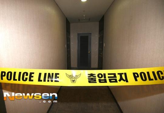 Canh sat phong toa can ho noi Jong Hyun (SHINee) tu sat bang khi than hinh anh 1