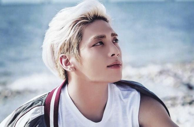Di thu Jong Hyun: 'Neu khong the cuoi, xin cung dung trach moc toi' hinh anh
