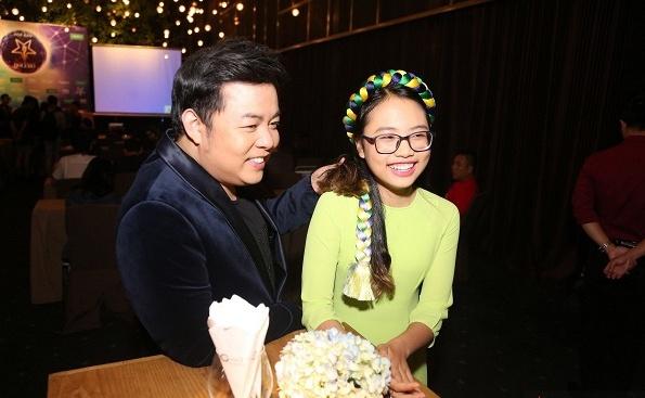 Phuong My Chi khoc tiet lo tung khong thich cha nuoi Quang Le hinh anh 1