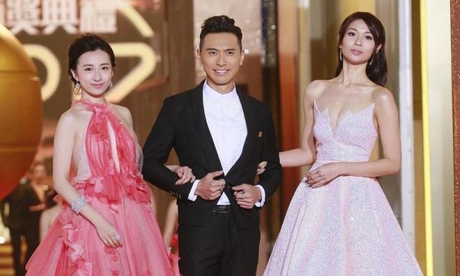 Tham do TVB 2017 gay that vong vi dan nghe si la hoac hinh anh