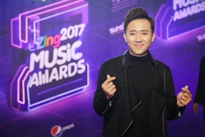 Sao nam Vpop chuong phong cach lich lam tren tham do ZMA 2017 hinh anh