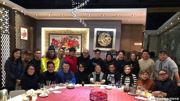 Co Thien Lac thay Tang Chi Vy lam 'anh lon' gioi dien vien Hong Kong hinh anh 1