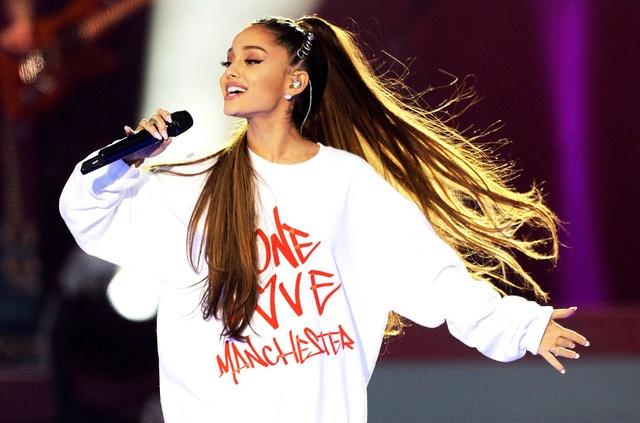 Ariana Grande lai huy bieu dien tai Brit Awards vao phut chot hinh anh 2