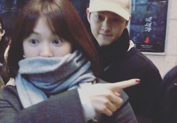 Song Hye Kyo, Song Joong Ki hen ho kin dao sau ket hon hinh anh