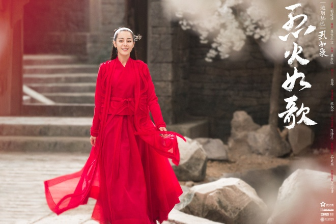 Dich Le Nhiet Ba bi che bai trong phim dong cung Chau Du Dan hinh anh 1