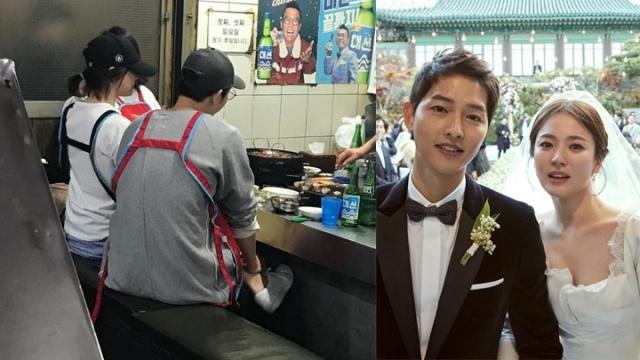 Song Joong Ki huy lich trinh de cung Song Hye Kyo toi Busan hinh anh 1