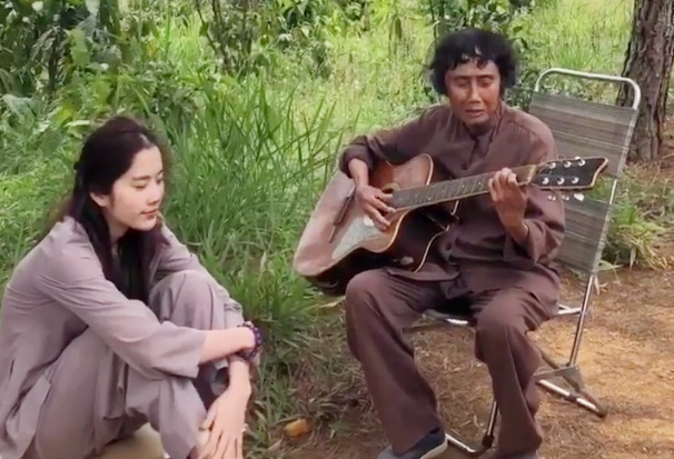 Co Thuy 'Binh tinh song' khuyen Nam Em binh than doi dien song gio hinh anh 1