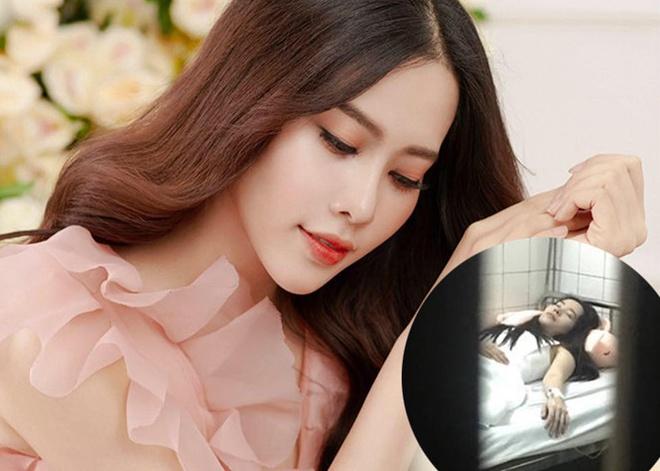 Co Thuy 'Binh tinh song' khuyen Nam Em binh than doi dien song gio hinh anh 2