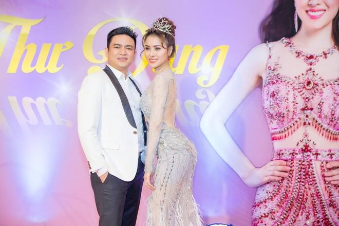 Hoa hau Ky Duyen: Tu di bar voi bac si Thai den nghi van nguoi thu ba hinh anh 2
