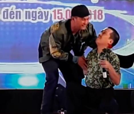 Nha Phuong rang ro ben dong nghiep sau chia se cua Truong Giang hinh anh 4