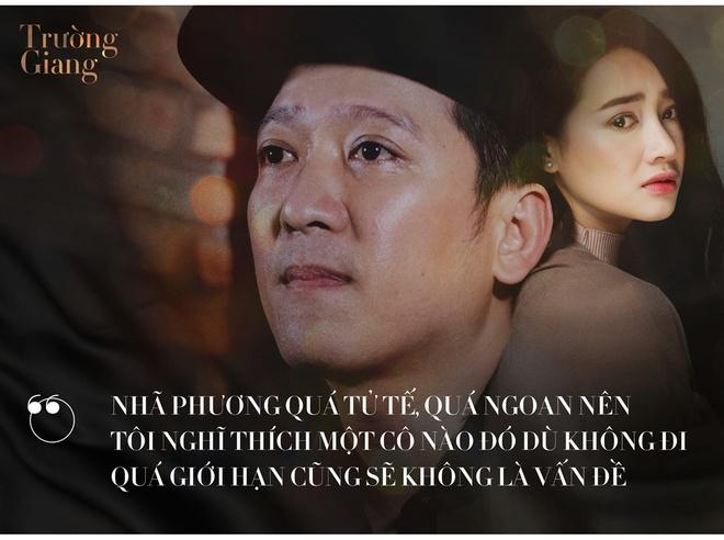 Anh Nha Phuong va Truong Giang ben nhau sau song gio duoc lan truyen hinh anh 2