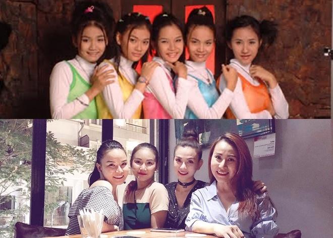 Nhom May Trang doi dau hoi ngo, Yen Trang vang mat hinh anh 2