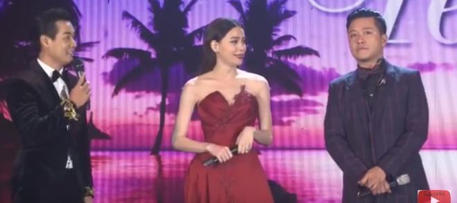 Tuan Hung tra loi gay gat khi MC hoi thang chuyen tung yeu Ho Ngoc Ha hinh anh 1