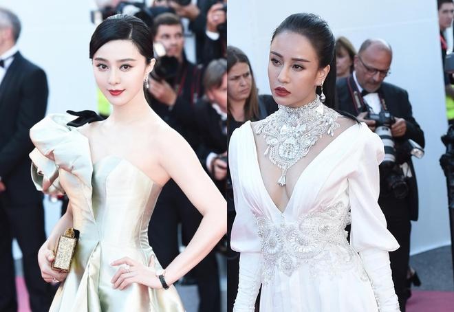 Pham Bang Bang va dan sao nu long lay tren tham do Cannes hinh anh