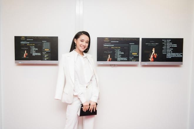 Nha Phuong xuat hien ca tinh khi toi LHP Cannes quang ba phim hinh anh 2