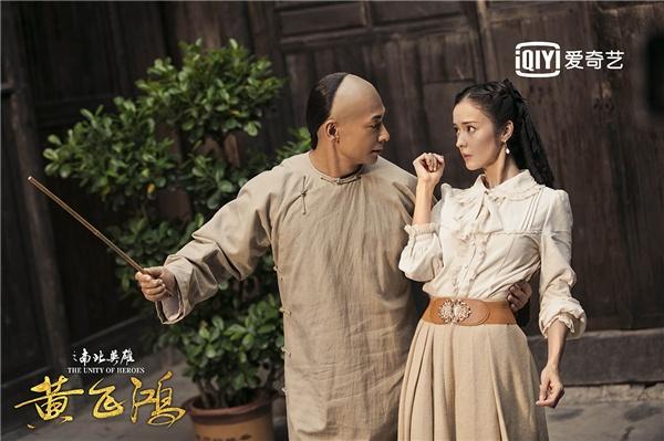 Clip trailer phim 'Hoang Phi Hong' bi che bai cua Trieu Van Trac hinh anh