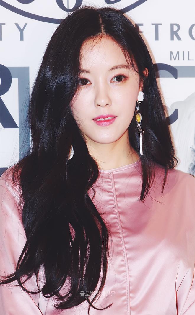 Hyomin (T-ara) mat diem vi chon sai giay khi du su kien hinh anh 4