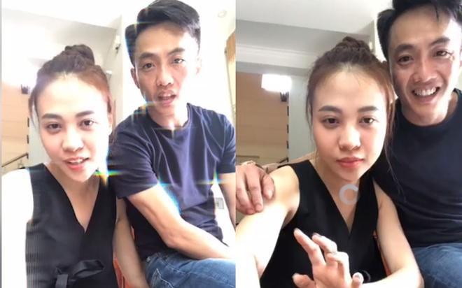 Cuong Do La hon va goi Dam Thu Trang la vo khi livestream hinh anh 2