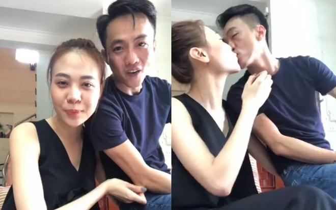 Cuong Do La hon va goi Dam Thu Trang la vo khi livestream hinh anh 1